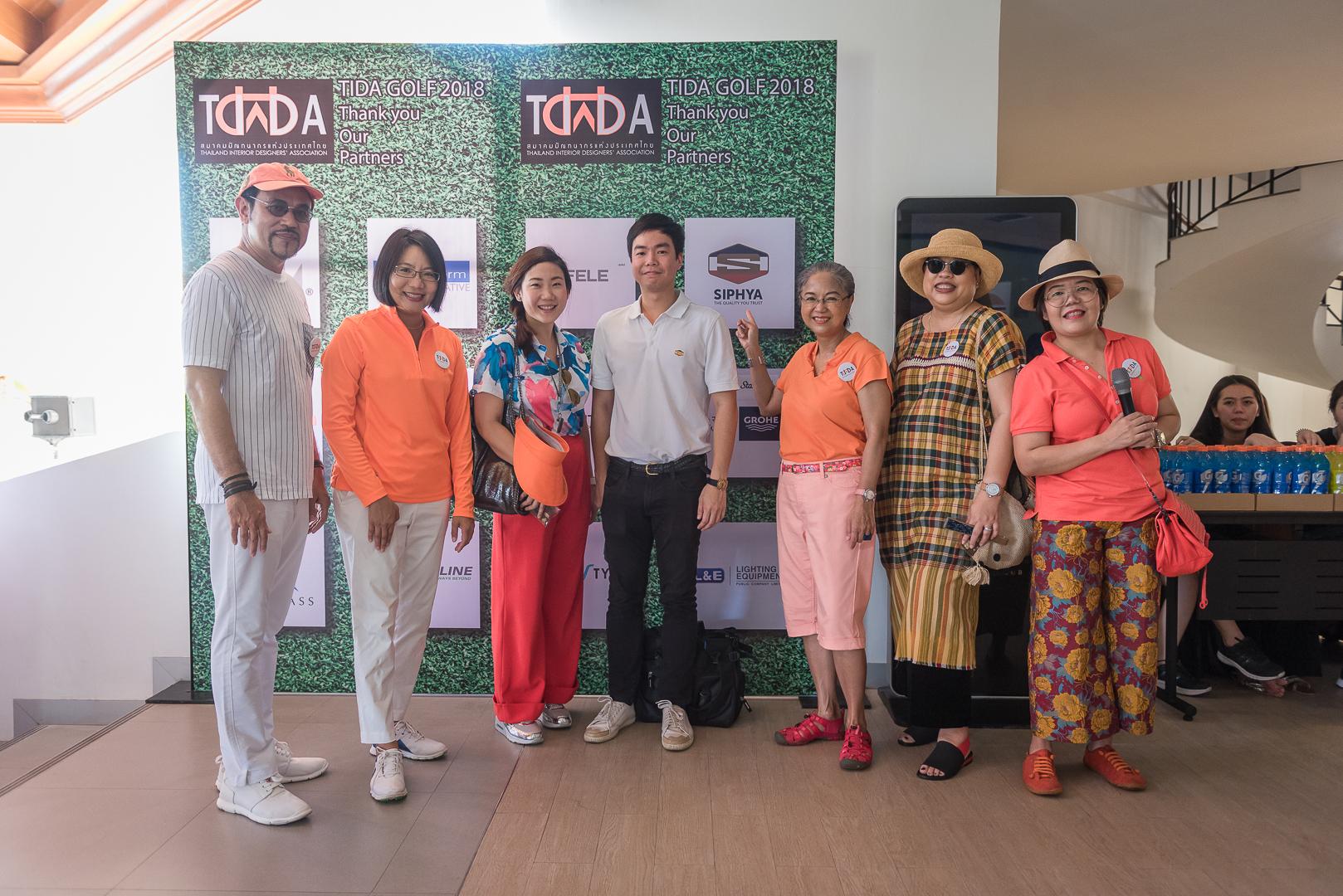 TIDA GOLF 2018