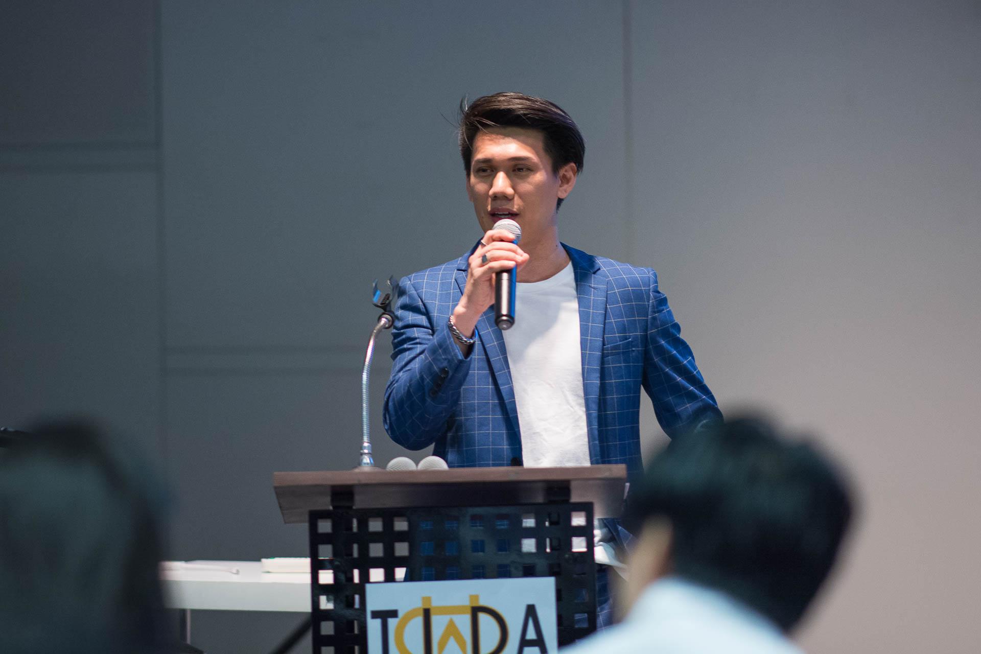 TIDA Thesis Award 2017 (Present ผลงานผู้เข้ารอบสุดท้าย)